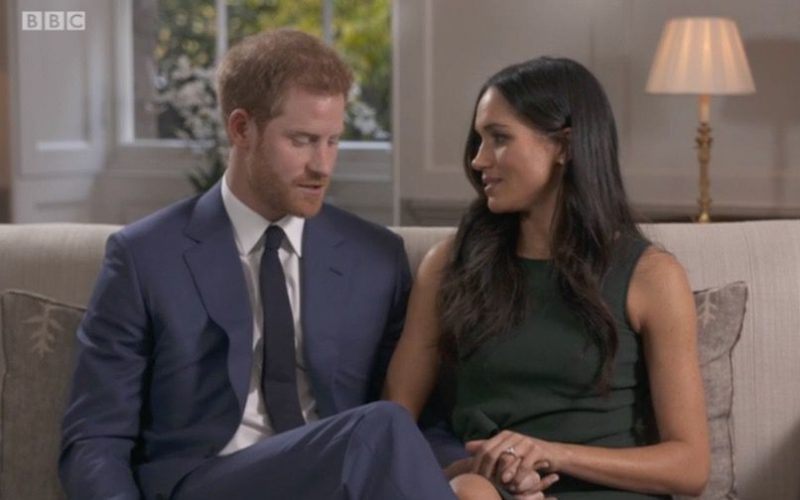 Meghan & Harry's engagement interview