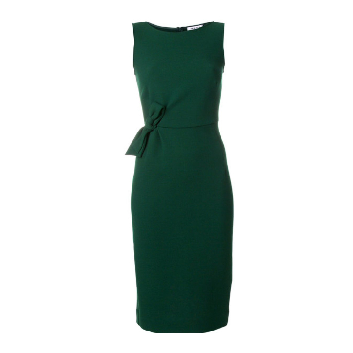 PAROSH Meghan Bow Dress