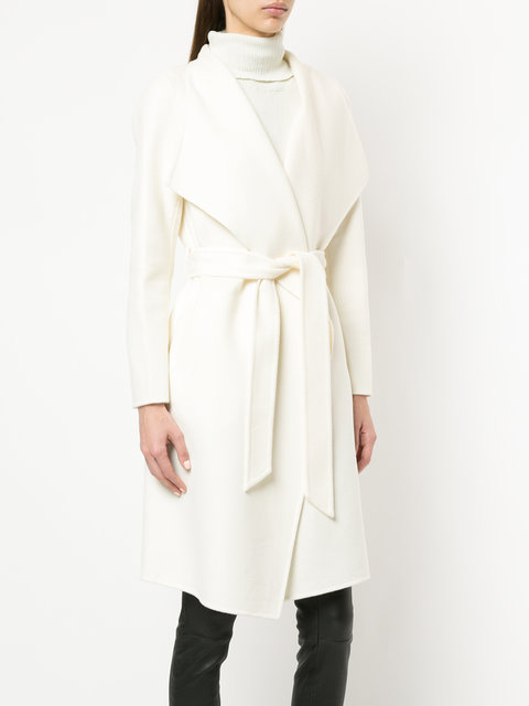"Line Meghan ""Mara"" Coat in white"