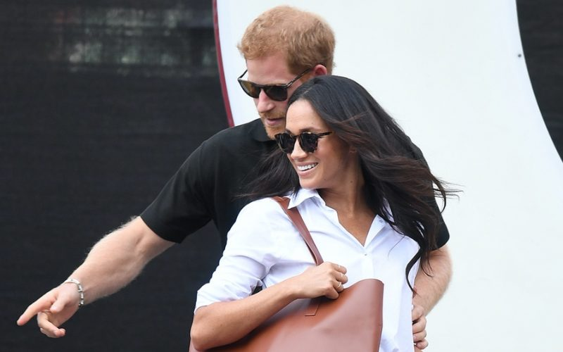 Confirmed:  Meghan & Harry's wedding date