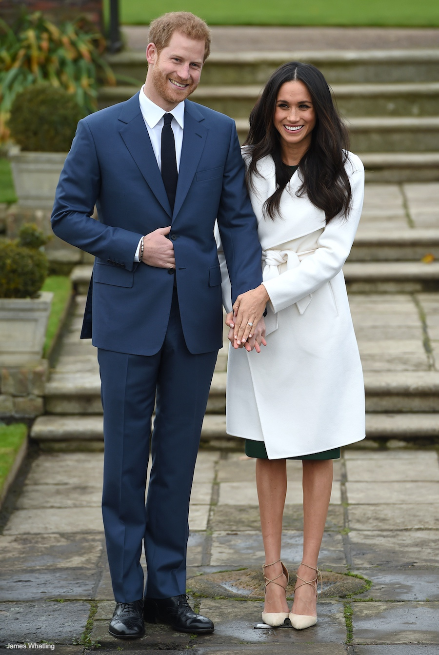 Parosh Meghan Bow Dress Worn By Meghan Markle In Her