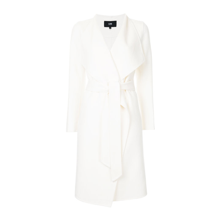 Line the Label Meghan Coat
