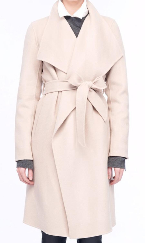 Meghan Markle's Line the Label white coat