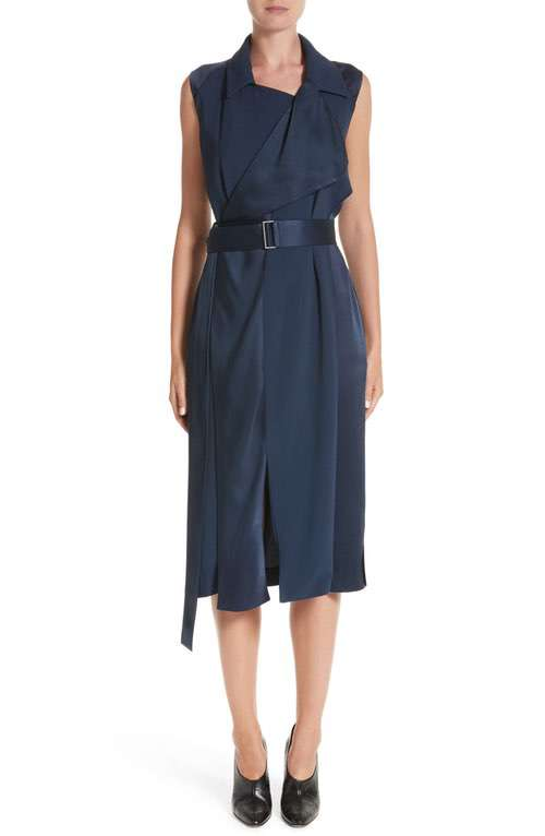 Jason Wu belted wrap dress