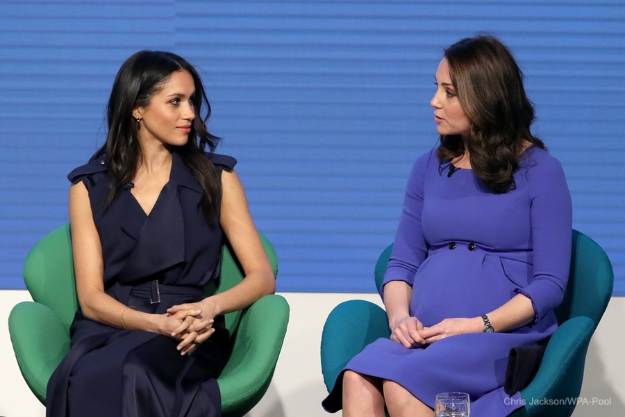 Meghan Markle's outfit at the Royal Foundation Forum