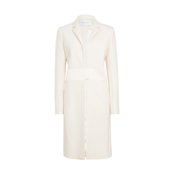 Amanda Wakeley Crombie Coat