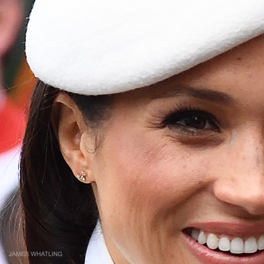 Meghan Markle S Adina Reyter Earrings