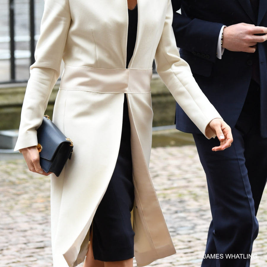 Meghan Markle Amanda Wakeley Dress