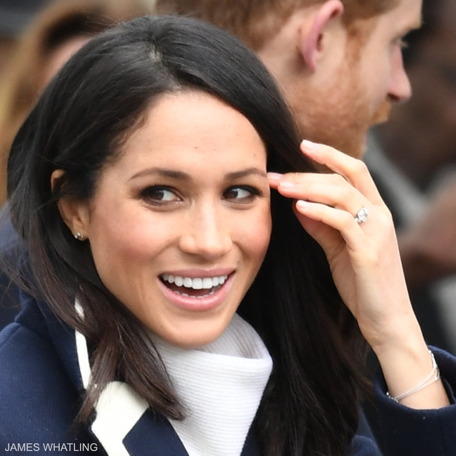 Meghan Markle's Jewellery in Birmingham
