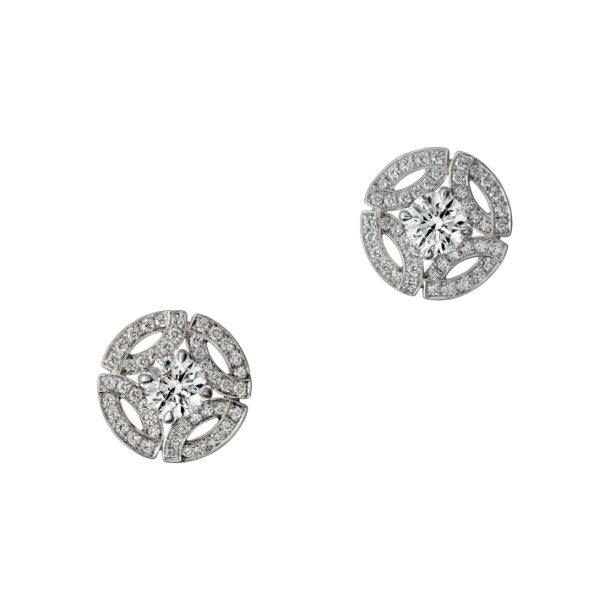 Meghan Markle's Cartier wedding earrings