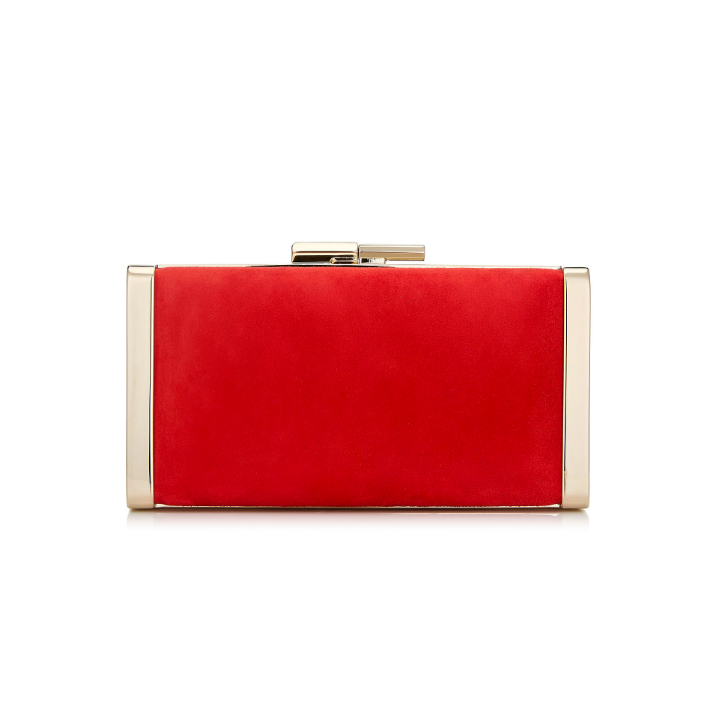 Jimmy Choo J Box in Red