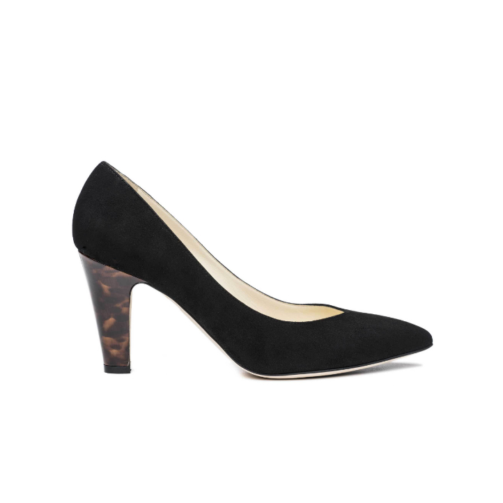Black Sarah Flint Jay pumps