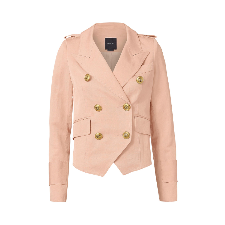 smythe Patagonia jacket in pink