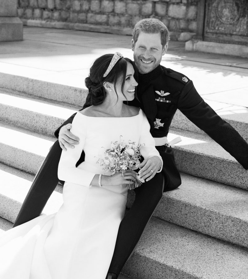 Meghan and Harry's official wedding photos released!