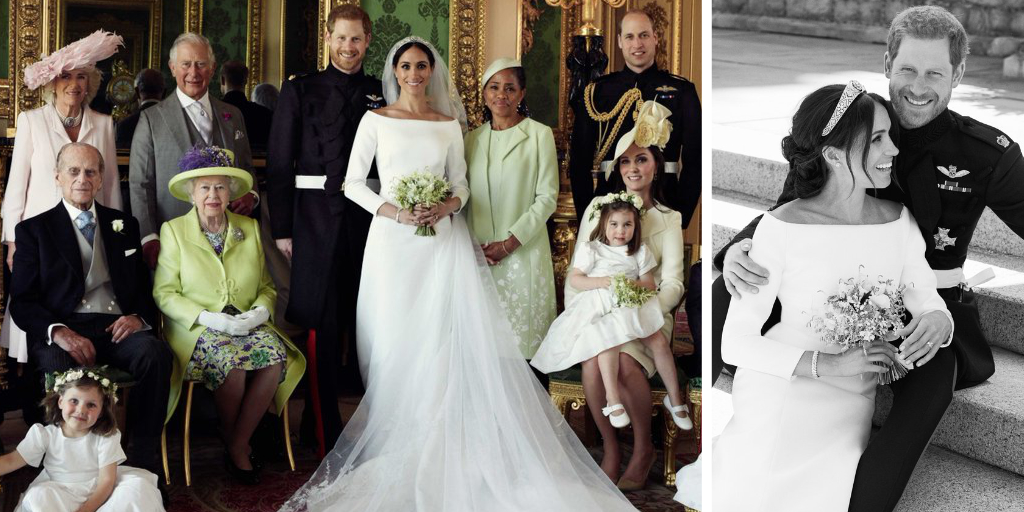 Official Wedding Photos.Meghan And Harry S Official Wedding Photos Released