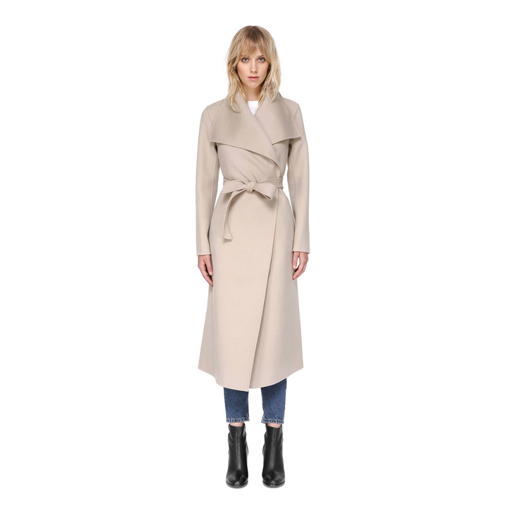 MACKAGE MIA coat in sand
