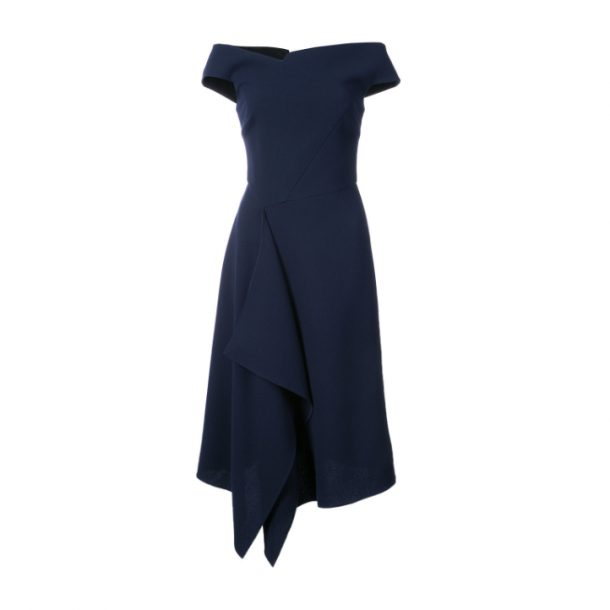 Roland Mouret Barwick Dress