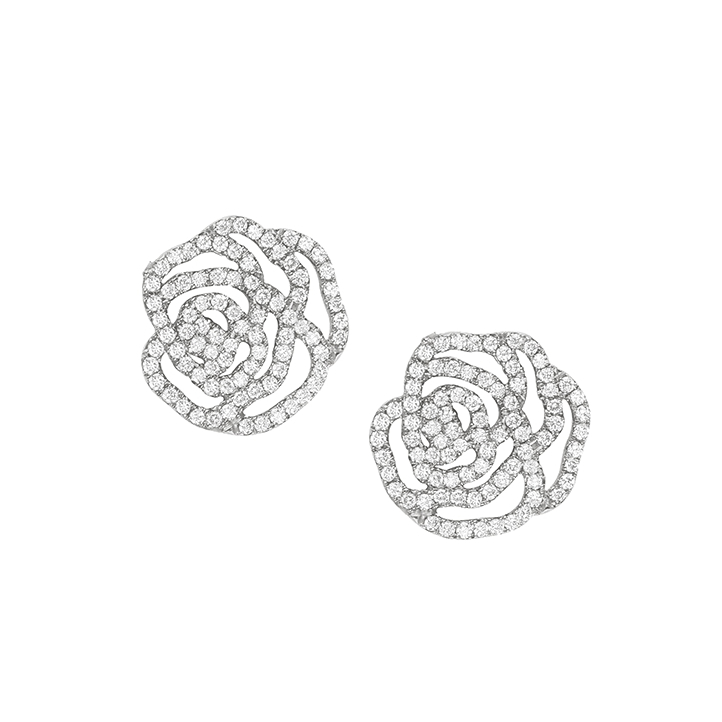 vanessa tugendhaft rose earrings